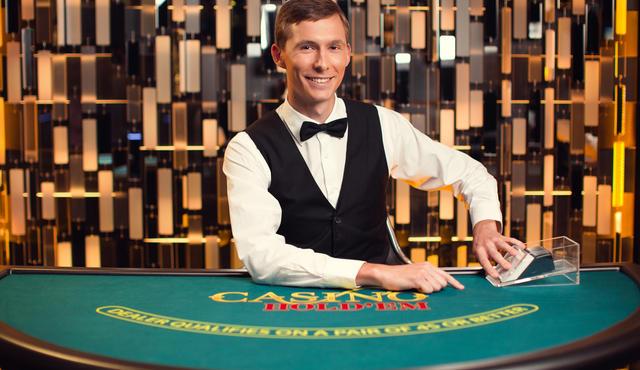 live casino holdem