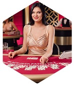 live casino games three card poker