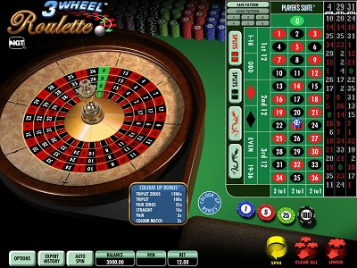 online roulette variations